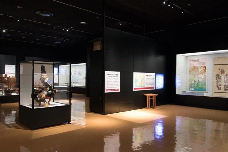 浜松市博物館/近世エリア(17〜19世紀)