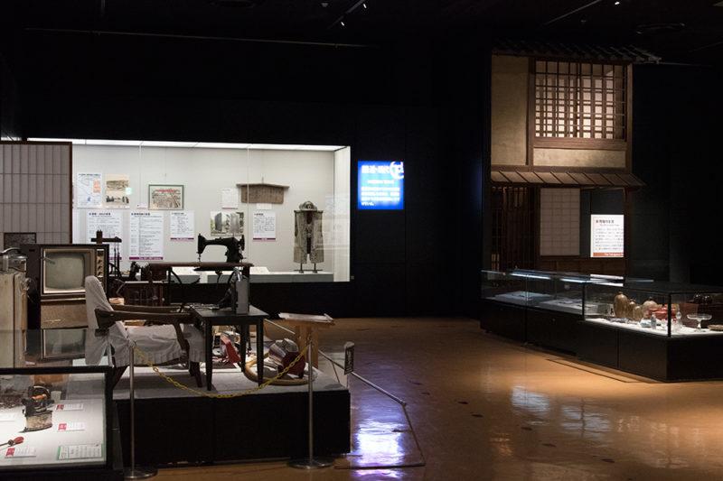浜松市博物館/近現代エリア