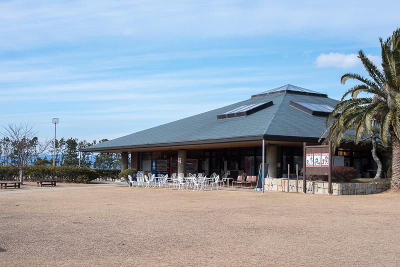 渚園レストハウス